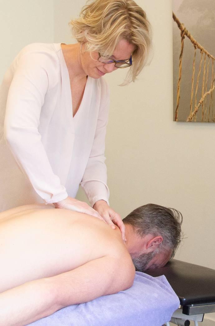 Martine Ruiter - Fysiotherapie - Manuele Therapie